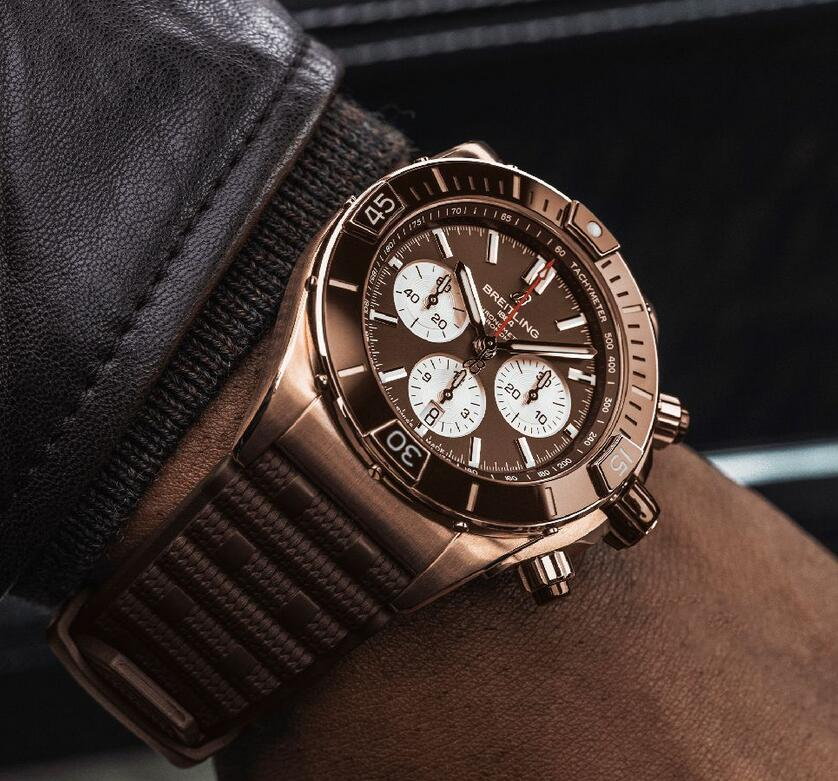 1:1 reproduction watches provide the reliable chronograph function.